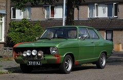 1973 Opel Kadett 1.2 Automatic (rvandermaar) Tags: 1973 opel kadett 12 opelkadett opelkadettb kadettb sidecode2 3717xj rvdm