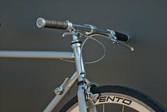 Build01 – Vitus Seven Dural _DEF2751 (jesuspark) Tags: bike bicycle build vitus seven dural campagnolo record syncro vento brooks cambium nitto gipiemme
