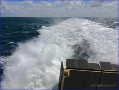 """Ferry Crossing"" Week #33 (bokosphotos) Tags: 52weeksof2018 week33landscapeseascape sea seascape taken16thaug2018 affinityphoto affinity affinityborders panasonic panasonicgh3 1235f28lens"