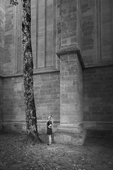 Your friend, the tree (PIXXELGAMES - Robert Krenker) Tags: vienna wien snapshot unknown candid portrait portret schwarzweiss blackandwhite blacknwhite bnw fujifilm fujinon filmsimulation lifestyle biancoenero thoughts black white ritrato retrato dark lady street streetphotography feminin cute pretty young highheels throwback bianco nero schwarz weis lost thougts thinking melancholie melancholic eyes longhairs blackhairs lips jeans naturally natürlich tryout younggirl posing photoshoot grey beauty youngbeauty girl blackwhite tree mystic wall old texture textured shining