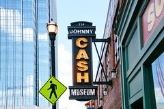Johnny Cash Museum in Nashville TN 11.6.2018 1440 (orangevolvobusdriver4u) Tags: 2018 archiv2018 nashville tennessee usa downtown museum johnnycash johnnycashmuseum sign neonleuchte