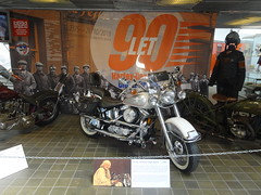 1994 Harley-Davidson Softail Special (harry_nl) Tags: česko czechia 2018 praha prague národnítechnickémuzeum museum harleydavidson softailspecial petrhapka