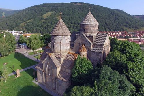 Tsaghkadzor, Kecharis Monastery, 2018.07.28 (03)