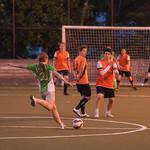 Футбол среди женских команд в МФТИ