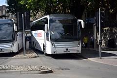 Edwards Coaches BV67JXW (welshpete2007) Tags: edwards coaches volvo bv67jxw