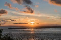 DSG_4489.jpg (alfiow) Tags: clouds coast coastpath fortvictoria hurstcastle redglow redsky sun sunset yarmouth