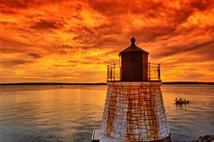 IMGP9479_80_81_easyHDR (Autumn four seasons) Tags: rhode island sea lighthouse newport newportmansion