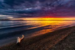 Sunset - Burlington Vermont, 2018 (Dino Sokocevic) Tags: tamron ultra vermont vt newengland outdoors landscape mefoto nikon d610 nikonusa ultrawide sunset sunsets