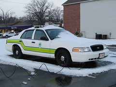 Kent Health Department (Evan Manley) Tags: kent ohio health department fordcrownvictoria city
