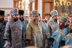 24. Святогорской иконы Божией Матери в Лавре 30.07.2018