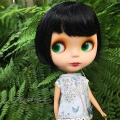 My Augusta. (queenbee2zz) Tags: baitgirl allgoldinone bl04 augusta restoredgoldie rescuedgoldie bl blythe takara
