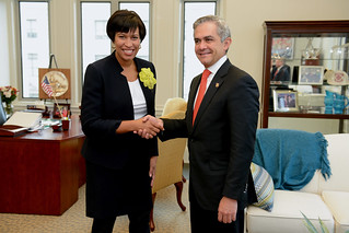 MMB and Mexico City Mayor