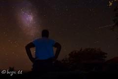 Milky way Observer (br_od70(Robert@B)) Tags: nikond90 nikonflickraward nightcsape night nightsshoot milkyway starry star beautifulcapture nikonlandscape