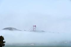 Golden Gate Bridge (Poupetta) Tags: ggb sf ca