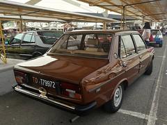 Fiat 131 1300 Mirafiori CL 1979 (LorenzoSSC) Tags: fiat 131 1300 mirafiori cl 1979