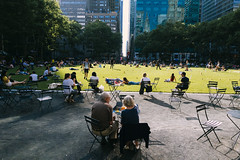 The kids are alright. (A. adnan) Tags: bryantpark nyc newyork usa travel park outdoor summer