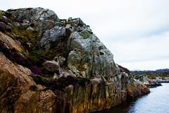 The Cliff (langdon10) Tags: eva haugesund northsea norway rock shoreline