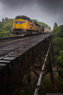 Union Pacific in West Jeff