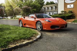 Ferrari F430 Convertible