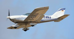 CSA PS-28 Sport Cruiser D-EMNA Lee on Solent Airfield 2018 (SupaSmokey) Tags: csa ps28 sport cruiser demna lee solent airfield 2018