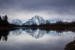 _MG_4802 - Morning at Mount Moran.          ©Jerry Mercier (j. mercier) Tags: nature nationalparks water grandtetonnationalpark tetons tetonrange mountain mountains mountmoran rockymountains jerrymercier mercier river ivers snakeriver revers reflections reflection glass mirror beauty beautiful photo wyoming wy sky morning snow cloud clouds cloudy tree trees range summit peaks outdoor outside