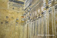 An ancient pyramid (konde) Tags: 5thdynasty unas oldkingdom pyramid architecture art ancientegypt saqqara treasure burialchamber tomb alabaster