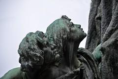 Prag - Denkmäler & Skulpturen - 2 (fotomänni) Tags: denkmal statue skulptur skulpturen sculpture prag praha prague manfredweis