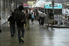 DSCF8130 (tohru_nishimura) Tags: xe1 xf6024 fujifilm kichijoji train keio station tokyo japan