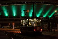 IMG_5235 The last night tram (MariuszWicik) Tags: road window tram night polska poland pologne polish polonia europe eu katowice canon canoneos5dmarkii lens city people mariuszwicik