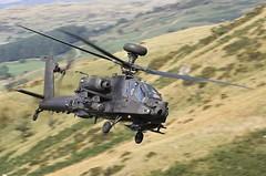 AH64 (Dafydd RJ Phillips) Tags: apache ah 64 loop mach army air corps aviation military