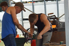 Revesby Farriery Competition 2018 (BumPtrott) Tags: farriers farriery revesby horseshoes