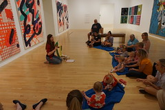 Art Babies, 2018.6 (Center for Creative Connections) Tags: dallasmuseumofart dma fun babies early learning play pretend color lauraowens gallery rhymes families