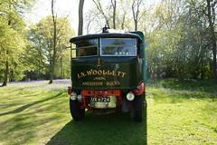 Sentinel steam wagon, built c. 1930. Reg no. UX8724 (Kentishman) Tags: d7100 nikon sentinel steam lorry kent wagon bredgarandwormshilllightrailway bredgar 1930 ux8724 dsc1895 afsdxvrzoomnikkor18105mmf3556ged