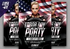 Labor Day Party Flyer (lobaide) Tags: ads advertising americaevent american black flyer flyertemplate fashion event eventflyer elegant template celebration red usa mockup minimal music laborday labordayparty labor day weekend labordayweekend party partynight creative