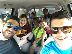 Indiana Beach or Bust (Jaimee and Brian) Tags: illinois brian avalon elevenandahalfyears austin eightandahalfyears avery sixandahalfyears