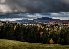 Ciel d'automne (Paul Leb) Tags: paysage automne laminerve québec canada fall otoño autumn paisaje landscape nuage cloud nube