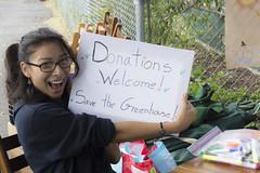 SN-21 (Hudson Park Children's Greenhouse) Tags: 2016 camille children hpcg childportraits event fall kids painting portraits pumpkin