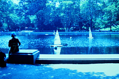 boatsedi1 (pberry3370) Tags: film retrochrome fpp photography podcast nikon nikonfe2 dog aussie slidefilm nyc newyork centralpark