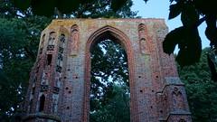 Klosterruine Eldena Greifswald (franz-wegener.de) Tags: klosterruine eldena greifswald kloster mecklenburgvorpommern sonya7m2 sony35mmf28za caspardavidfriedrich blauestunde