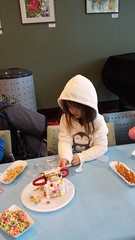 20161210_151427 (ypsidistrictlibrary) Tags: gingerbreadhouses gingerbread candy kids annual xmas christmas ydlwhittaker