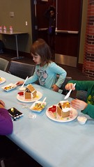 20161210_113318_6_bestshot (ypsidistrictlibrary) Tags: gingerbreadhouses gingerbread candy kids annual xmas christmas ydlwhittaker