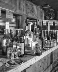 Drink better (bowling alley bar) (neilsharris) Tags: abandonedchicago