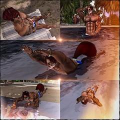Daddy's Gettin Wet! (ximajica) Tags: lushposes virtualreality virtualrealityworld virtual vamplove secondlifefashion secondlife sladdicted sl pixels pixel neko boricuaflow boricua gamer fashion fashionista daddydom collared bloggerstyle blogger blogging blog avatar avi