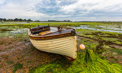 A Clinker at Rest 1 (THE NUTTY PHOTOGRAPHER) Tags: bosham westsussex clinker clinkerboats
