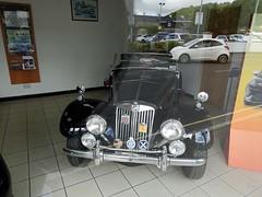 MG Sports Car, Rich Way, Brecon 2 August 2018 (Cold War Warrior) Tags: mg sportscar brecon