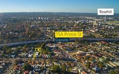 15a Prince Street, Granville NSW