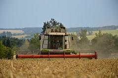 DSC_8946 (anetaležáková) Tags: summer sunset summerharvest sunnydays harvest agriculture agriphoto czechagri caseihpuma case casepuma165 caseoptum casepuma200 claas claaslexion newholland