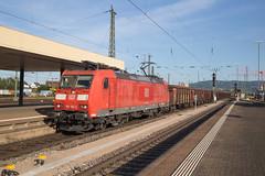 DB 185 106 Basel Bad (daveymills37886) Tags: db 185 106 basel bad baureihe bombardier traxx cargo