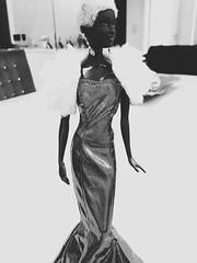 (zadolls) Tags: barbie collector aa eye blue indigo obssesion