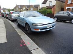 1991 Toyota Sera (Neil's classics) Tags: vehicle 1991 toyota sera car